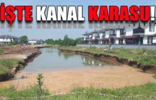 Kanalda mesai sürüyor: Nehir, boğaza bağlanacak