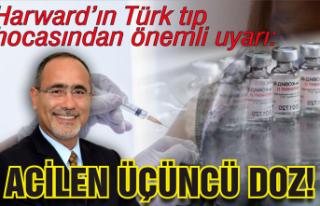 Harward'ın Türk tıp hocasından önemli uyarı:...
