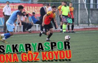 Sakaryaspor, Karasusporlu futbolcuyu istiyor