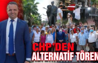30 Ağustos Zafer Bayramında CHP'den alternatif...