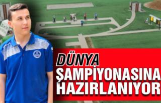 Karasulu genç sporcu Türkiye'yi temsil edecek