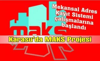 Karasu'da MAKS Projesi