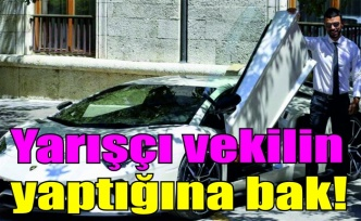 Yarışçı vekilin yaptığına bak! Milletvekili Sofuoğlu pandemi demedi icrayı gönderdi