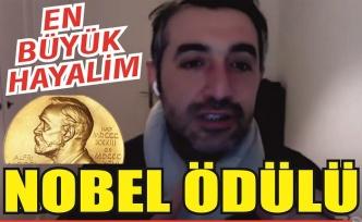 Karasulu Bilim İnsanı Dr. Ali Ertürk: 'En büyük hayalim Nobel ödülü almak'
