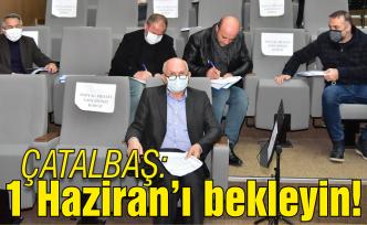 BBP'li Çatalbaş, Başkan Sarı'ya cevap verecek!