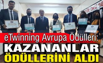 Karasu'da 3 okul... Kazananlar ödüllerini aldı