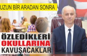 Turhan: Uzun bir aradan sonra yeni bir heyecanla başladık