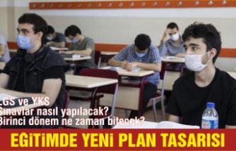 Eğitimde yeni plan tasarısı