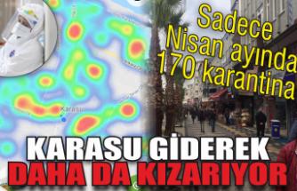 20 konut daha karantinaya alındı: Sadece Nisan ayında 170 karantina!