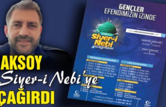 AGD'den Siyer-i Nebi yarışması