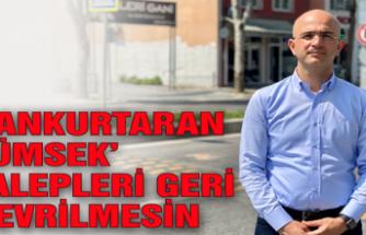 Serbes:  'Cankurtaran tümsek' talepleri geri çevrilmesin