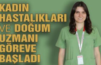 Karasu'ya Kadın Hastalıkları ve doğum uzmanı atandı