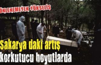 Sakarya'daki ölümlerde korkutan artış