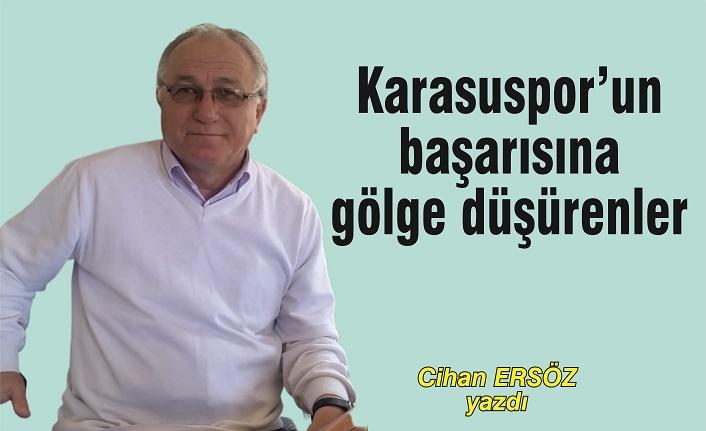 Karasuspor'un başarısına gölge düştü